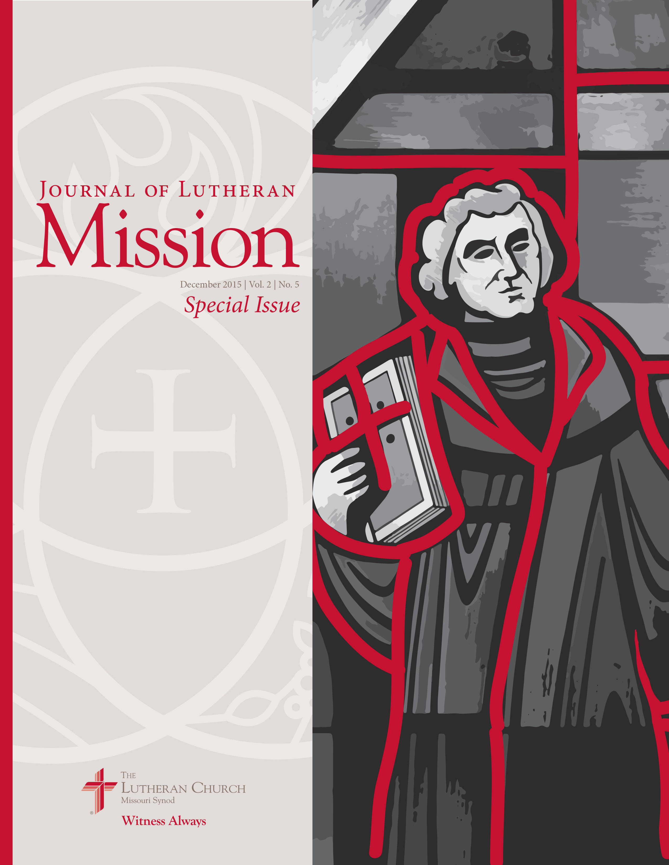 Devotion on Matthew 6:24–34 - Concordia Theological